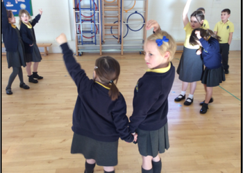 KS1 Perform Superhero Dance Workshop, Wednesday 27th February 2019