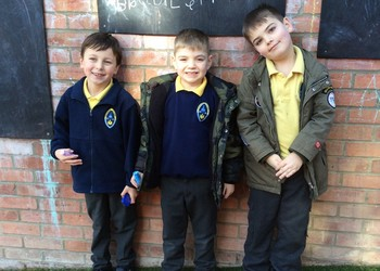 Year 2 Outdoor Learning Session, February 2019