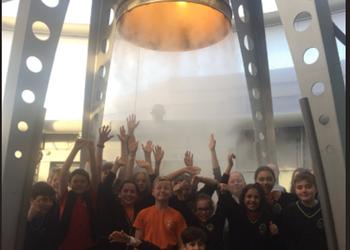 Harpenden Academy on Tour - Science Week!
