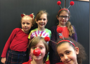 Comic Relief, Red Nose Day, 15th March 2019