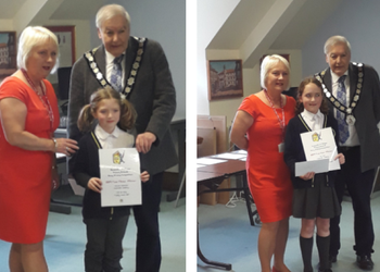 Harpenden Schools' Writing Competition, April 2019