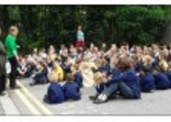 Fire Drill Harpenden Academy Style! June 2019