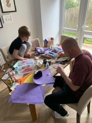 Jack crafting