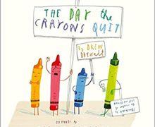 Crayon cover