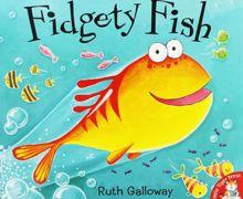 Fidgety Fish cover