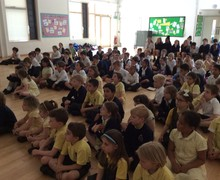 Singing assembly2