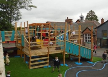 The New Playground Has Arrived