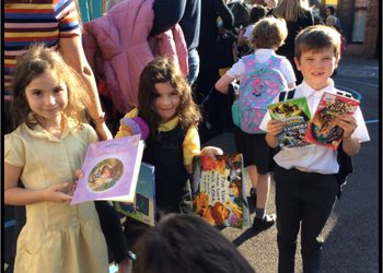 School Council run Book Sale for Indonesian Appeal