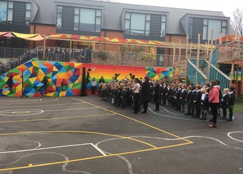 Remembrance Assembly, 9th November 2018