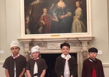 Year 6 School Trip to The Foundling Museum, 13th November 2018