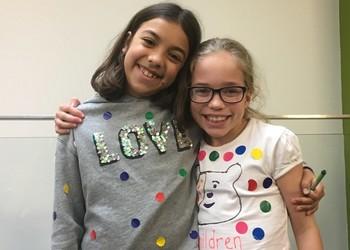 Children in Need, 16th November 2018